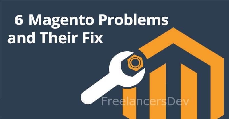 Magento 2 issue fix